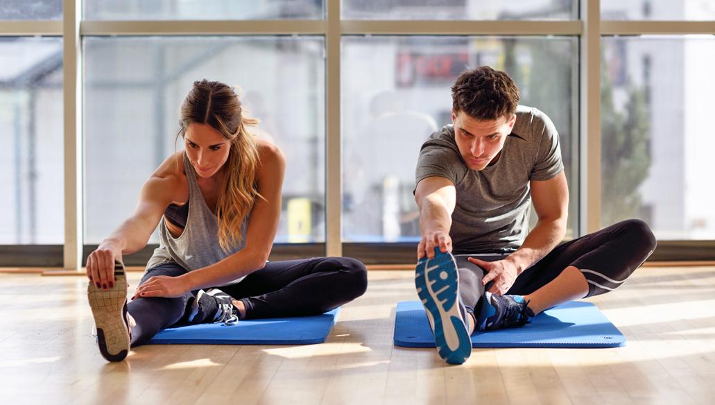 allenamento funzionale in coppia