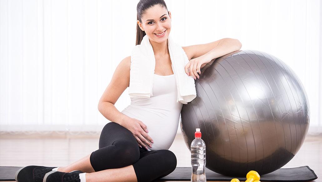 personal trainer gravidanza